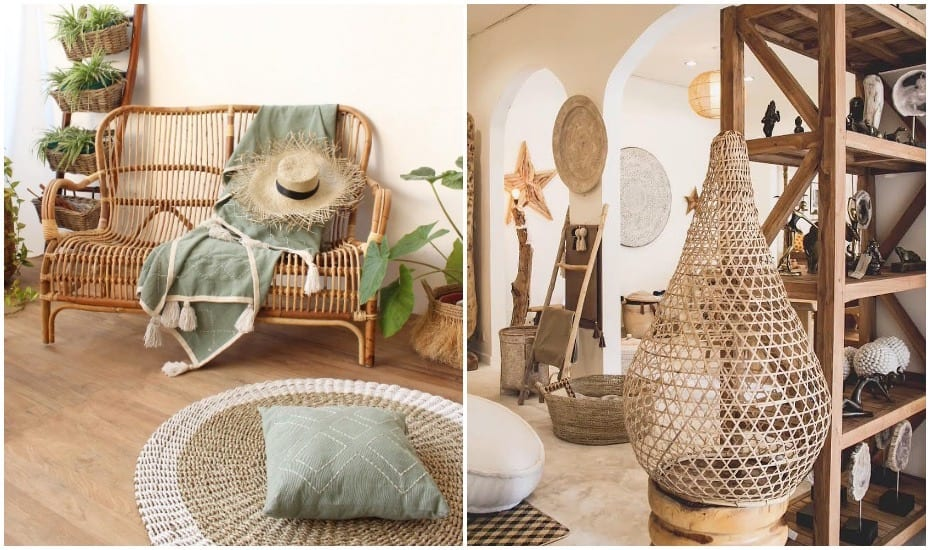 Homewares shopping in Bali - Natural Concept Seminyak