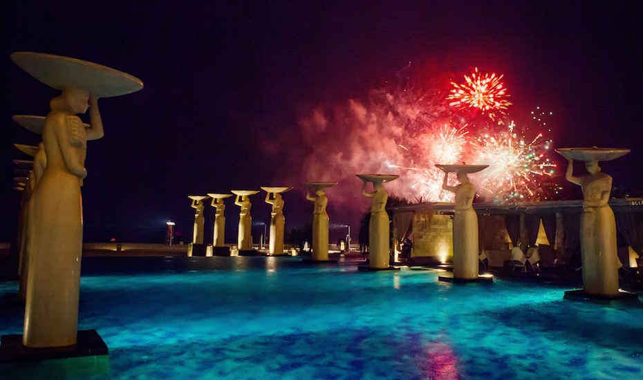 Mulia Bali New Year's Eve