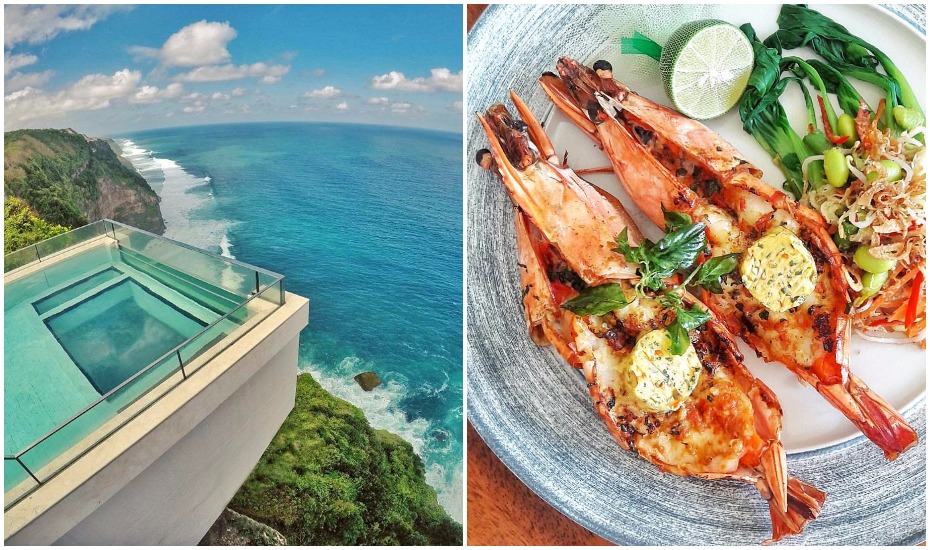 Where to eat in Uluwatu - Oneeighty