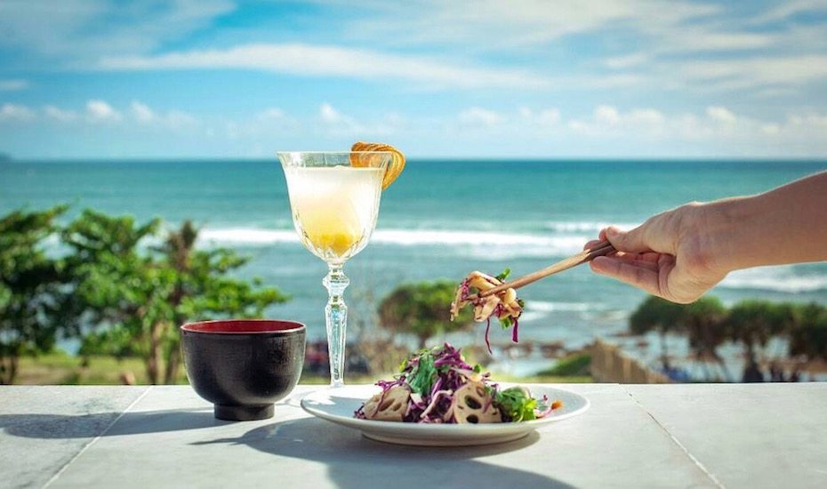 Ji Terrace By The Sea Canggu Bali