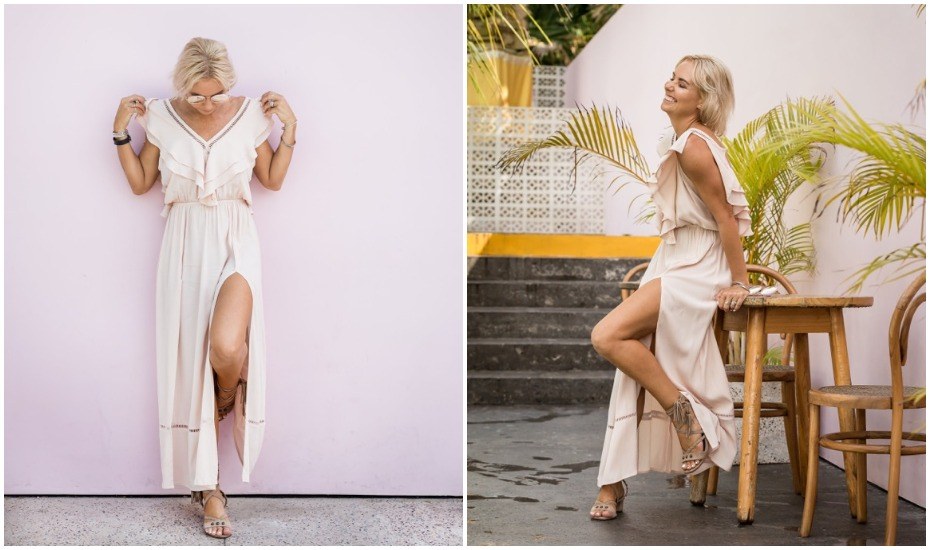 Shop, coffee & lunch in Bali with our fave fashion blogger Sally Donald from On Any Given Day