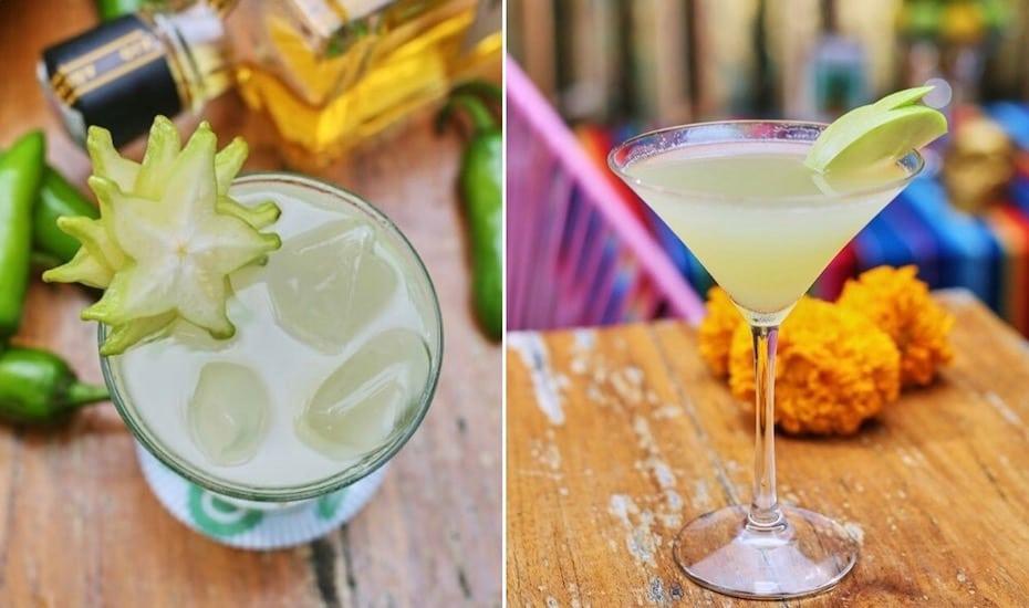 best bars in Ubud - Lacasita Fonda Mexicana - Bali