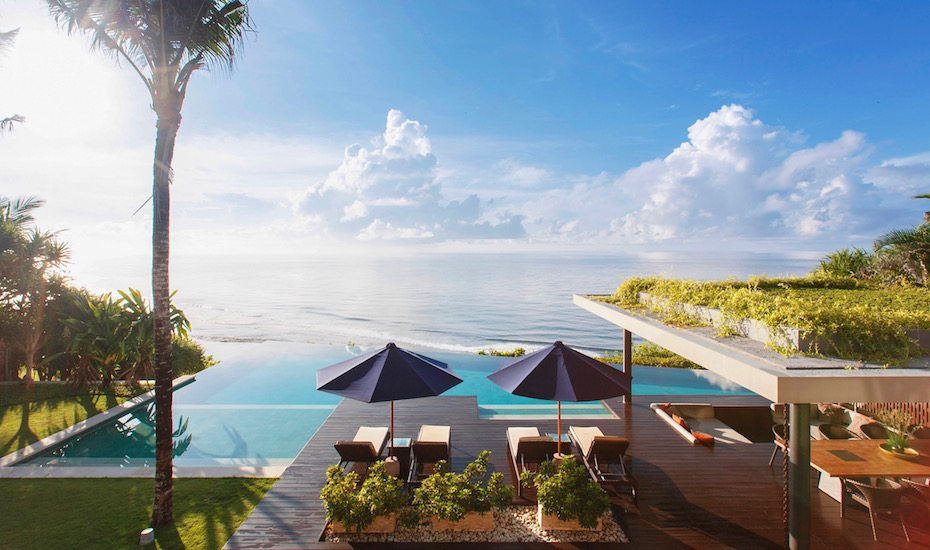 Villas in Bali - The Ungasan