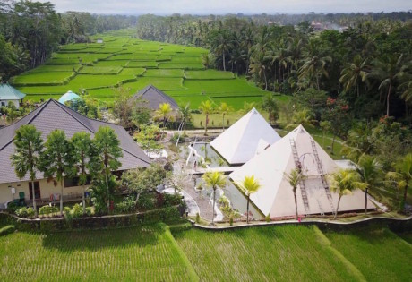 Healing centres in bali