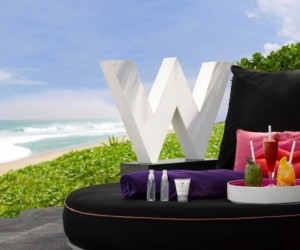 Woobar Bali W Seminyak Cocktails On The Beach