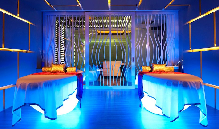 Away Spa at the W hotel - one of the best spas in Seminyak, Bali, Indonesia