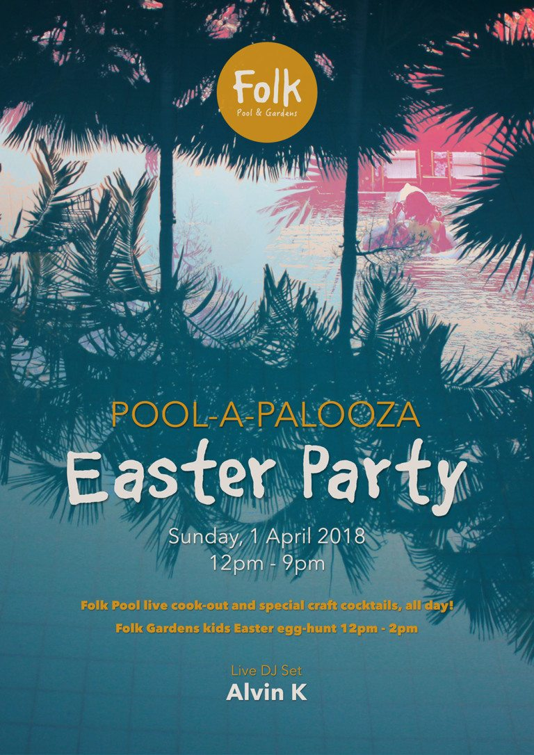Pool-A-Palooza Easter Party