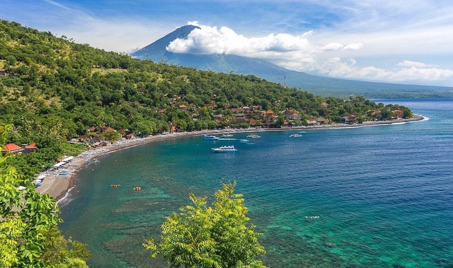 Best Beach in Bali - Amed