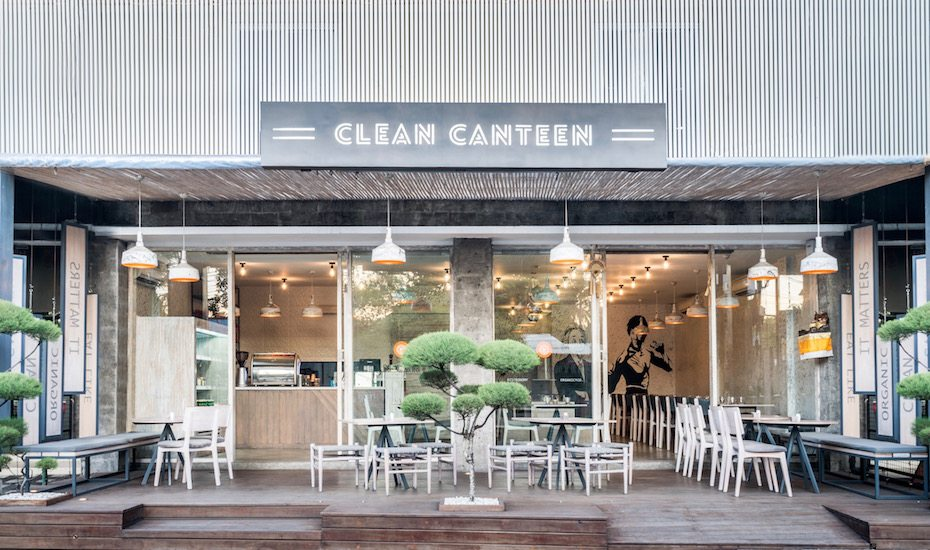 3 reasons why you need to try Clean Canteen in Seminyak – Bali's organic breakfast & street food restaurant with a difference…