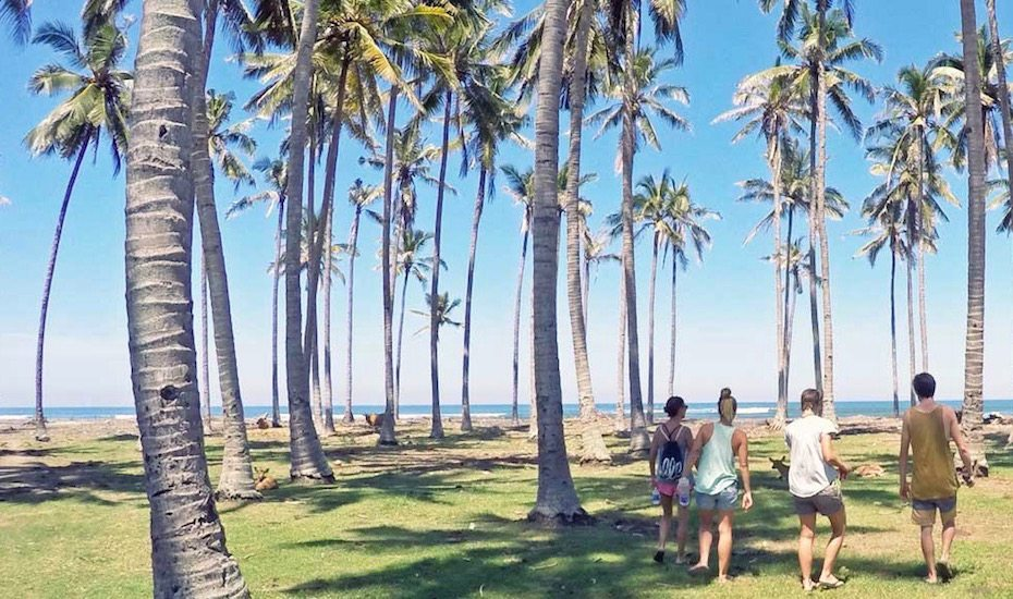 Best Beach in Bali - Medewi