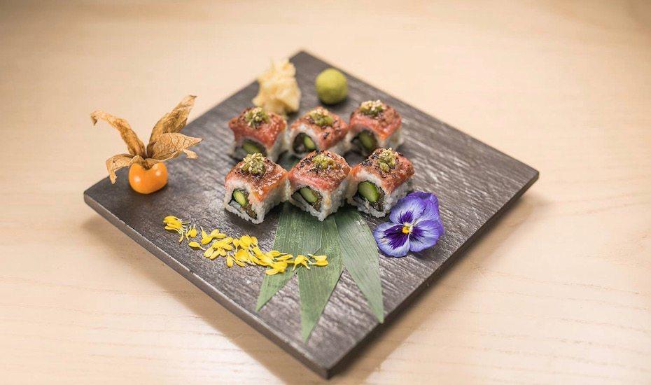 Bali's Best Restaurants - Sake no Hana OMNIA Dayclub Uluwatu