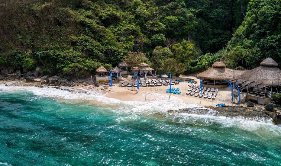 Best Beach in Bali - Karma Beach Uluwatu