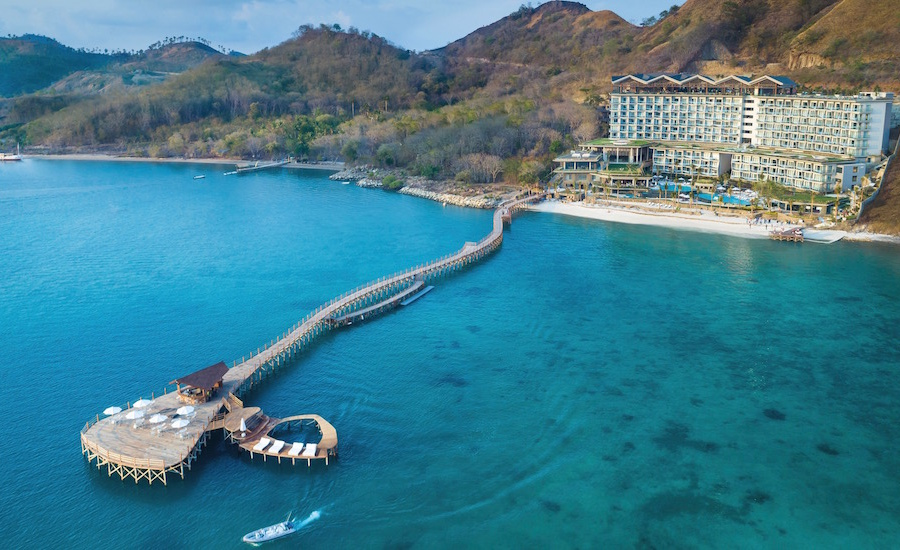 AYANA Komodo Resort, Waecicu Beach is bringing five-star luxury to the Land of Dragons