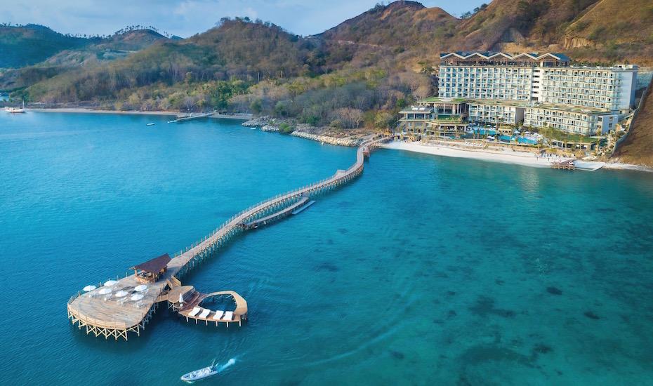 AYANA Komodo Resort, Waecicu Beach is bringing five-star luxury to the Land of Dragons
