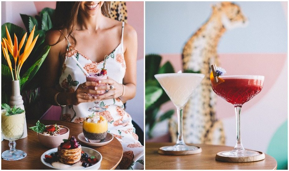 Shop, wine & dine at Neon Palms in Seminyak – a brand new Bali concept that's ticking all our boxes!