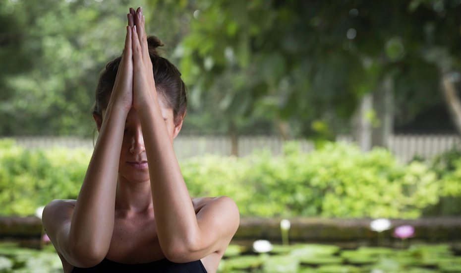 yoga, health, fitness at Revivo Wellness Resort - Nusa Dua, Bali
