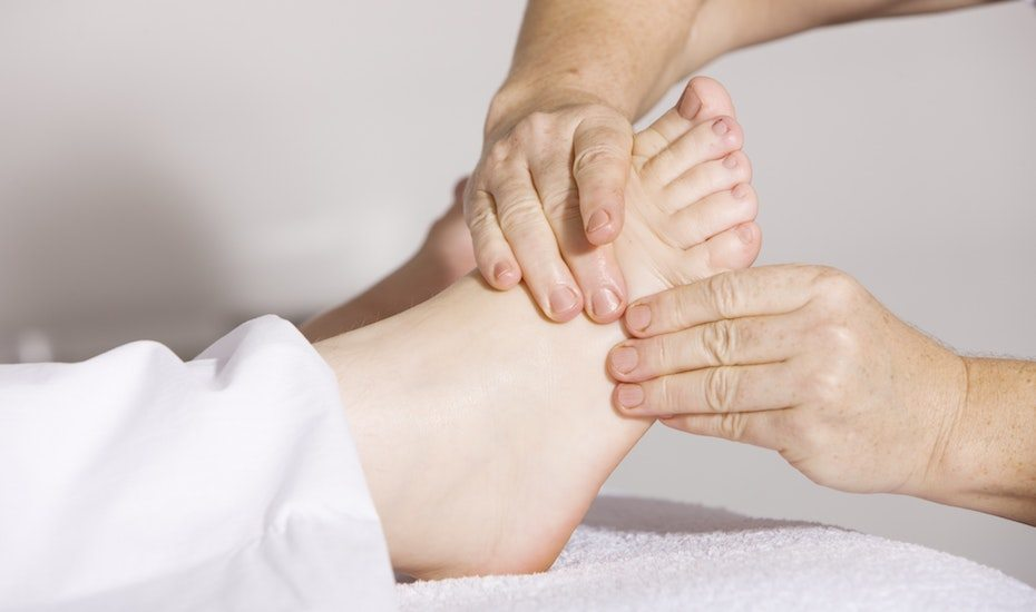 Reflexology studios and foot massage spas for the ultimate stress-relief