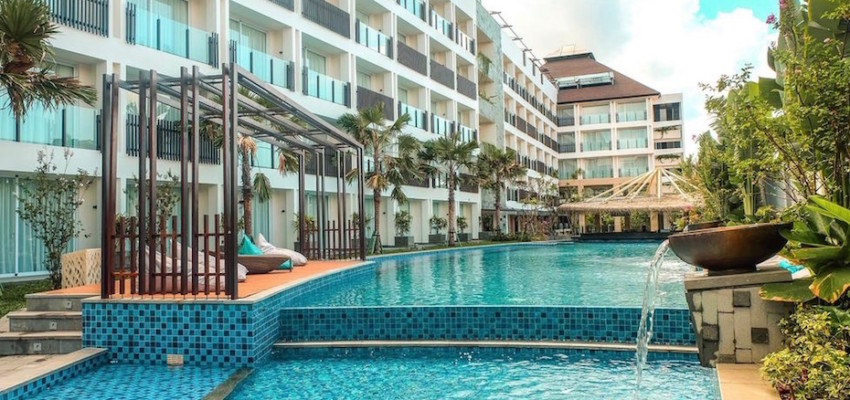 Fairfield by Marriott Bali Legian - budget hotel in Bali