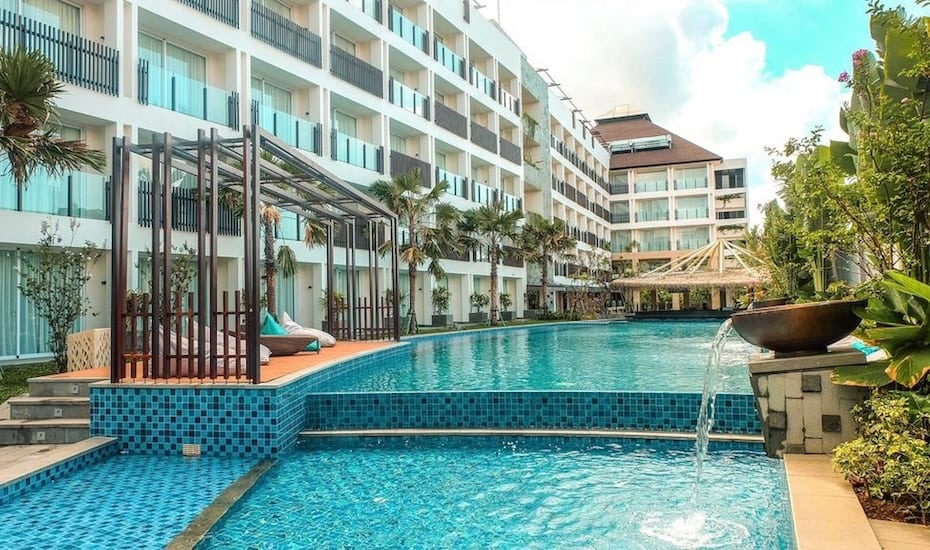 Need an affordable place to stay in Legian? Try Fairfield by Marriott Bali Legian – a brand new budget stay for your vacay