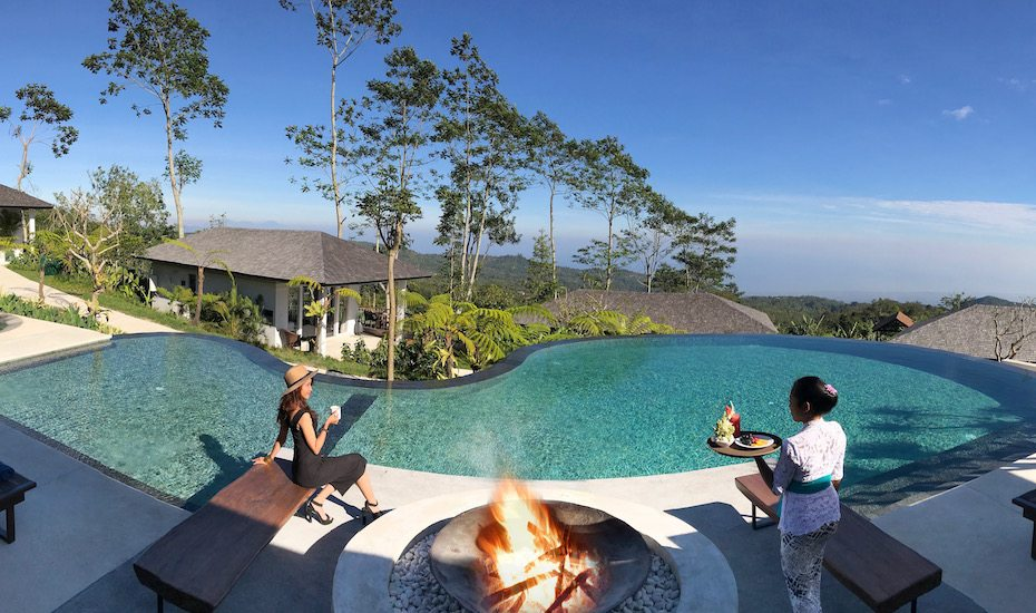 Here's why you need to stay at the stunning Alta Vista Bali Mountain Villa + win a 2 night stay!