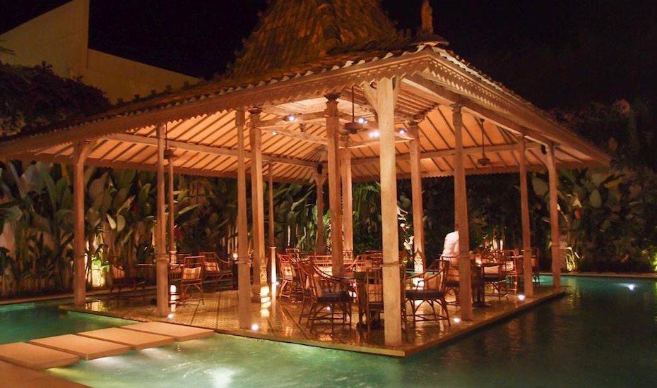 Bali's Best Restaurants - Bambu Seminyak