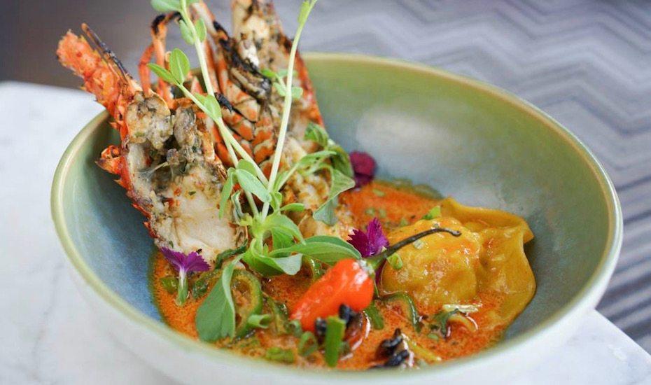 Bali's Best Restaurants - Hujan Locale Ubud