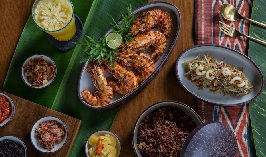Bali's Best Restaurants - KAUM at Potato Head Beach Club Seminyak