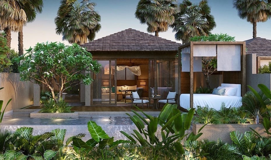 Six Senses Bali Uluwatu Resort - Cliffside One Bedroom Pool Villa