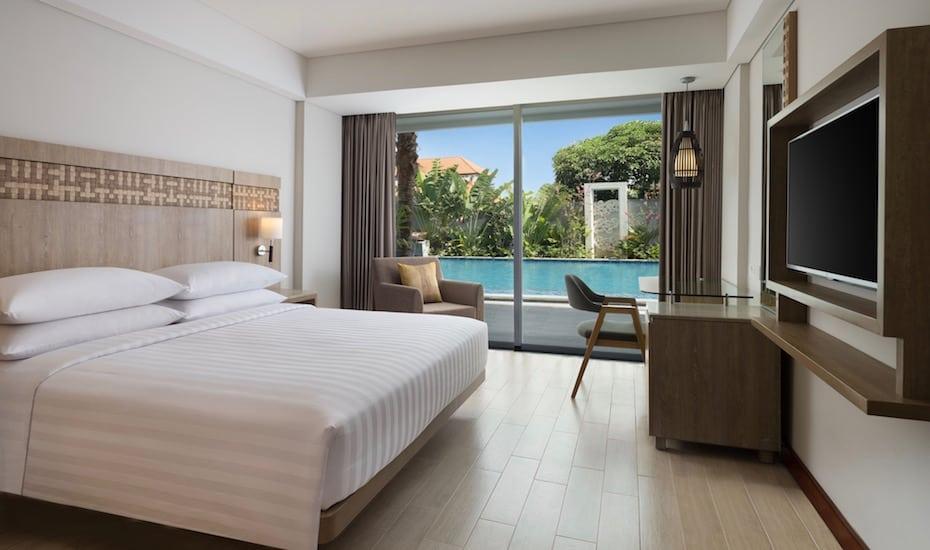 Fairfield by Marriott Bali Legian - budget hotel in Bali