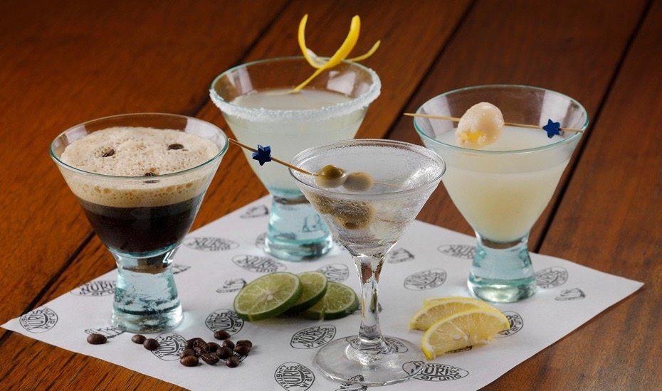 Naughty Nuri's Seminyak Bali Ribs & Martinis