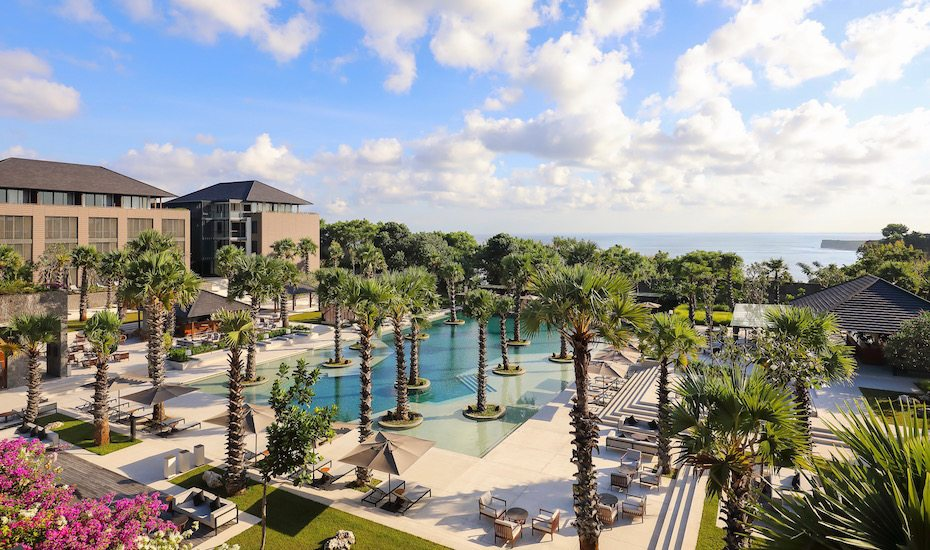 where to stay in Uluwatu - Radisson Blu Bali