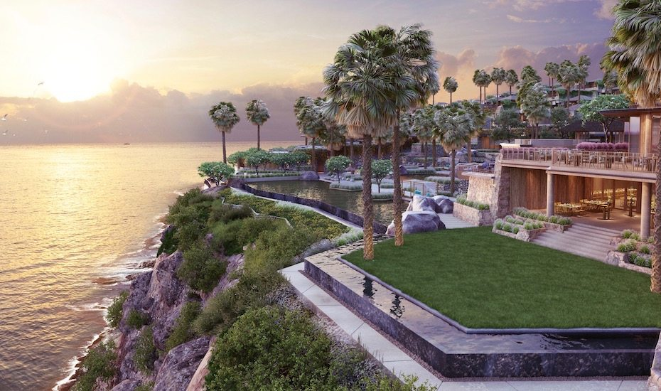 Hot News! Six Senses Bali is ready to open in Uluwatu, and we're getting ready to swoon!