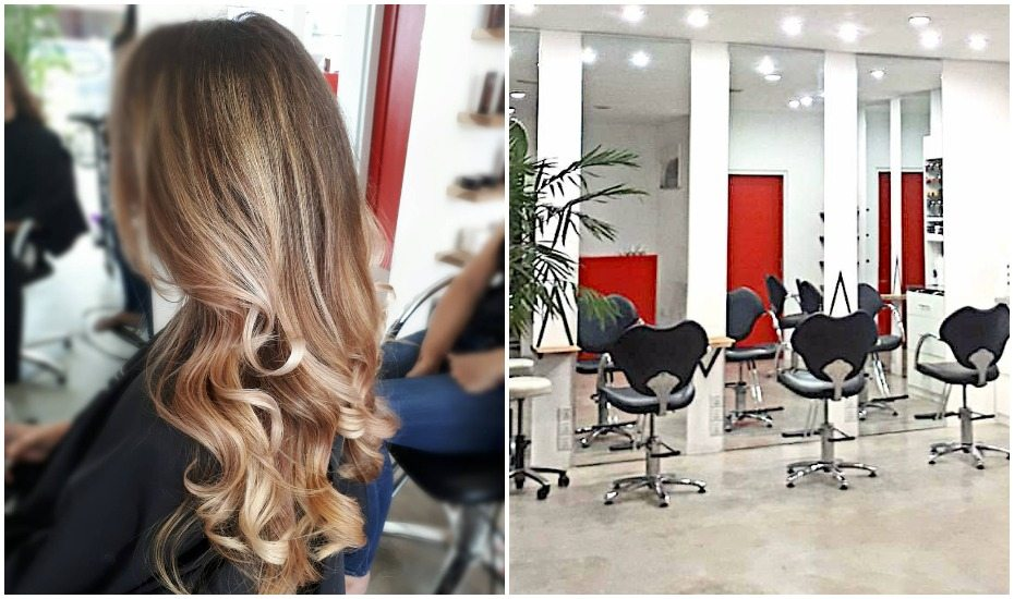 Hair style at Manik in Canggu & Seminyak - one of the best hair salons in Bali, Indonesia
