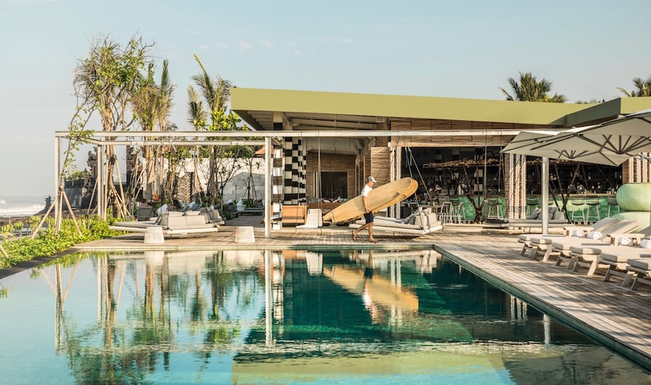 Bali's best beach clubs - COMO Uma Canggu