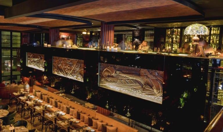 Sling Bar in Seminyak has a killer cocktail menu that'll rock your world!