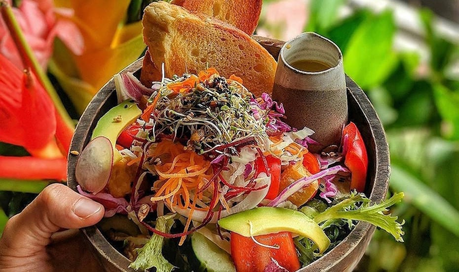 best restaurants in Ubud - KAFE - Bali