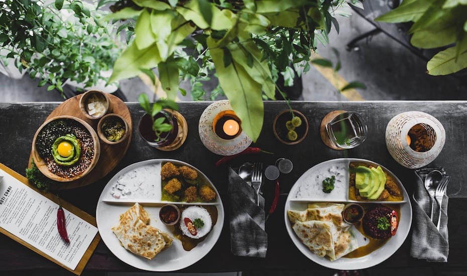 best restaurants in Ubud - Mudra - Bali