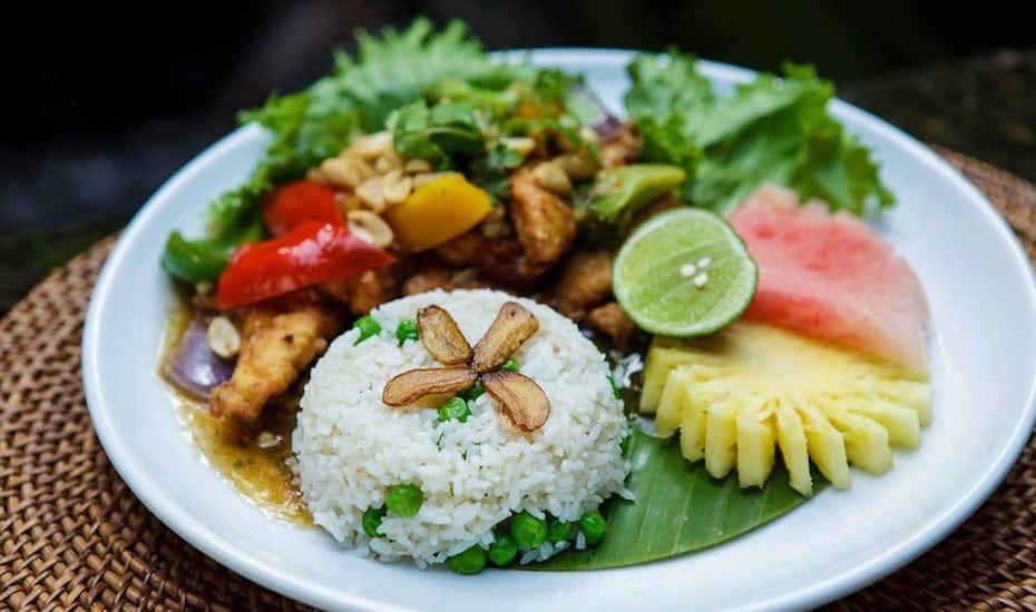 best restaurants in Ubud - Murni's Warung - Bali