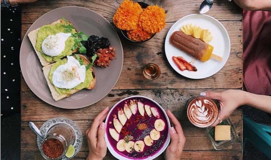 best restaurants in Ubud - Seniman Coffee Studio - Bali