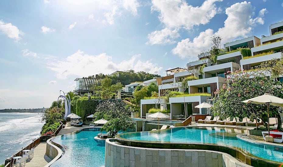 Where to stay in Uluwatu - Anantara Bali