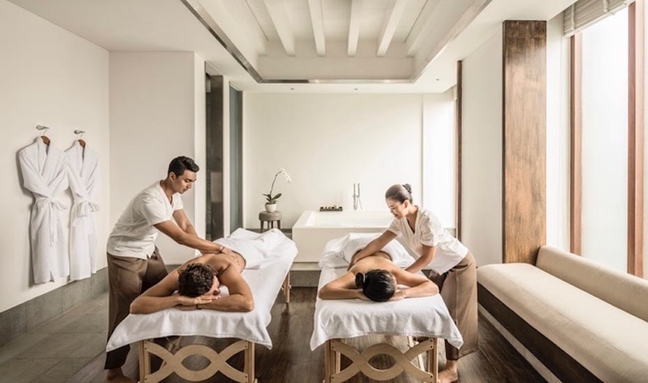 Best spas in Canggu - COMO Shambhala Retreat
