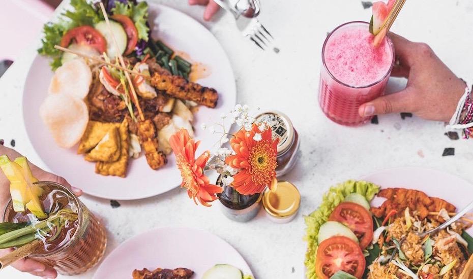 Vegan Restaurants in Bali - GIVE Cafe Canggu