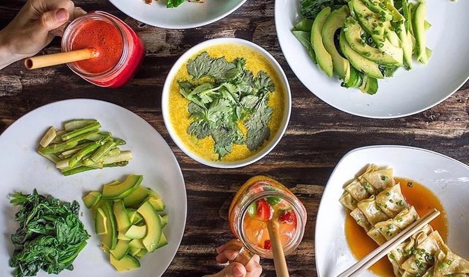 Vegan Restaurants in Bali - Green Ginger Noodle House Canggu