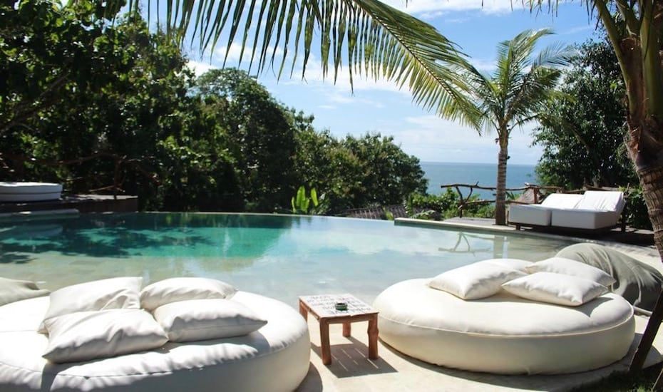 where to stay in Uluwatu - La Cabane Bali