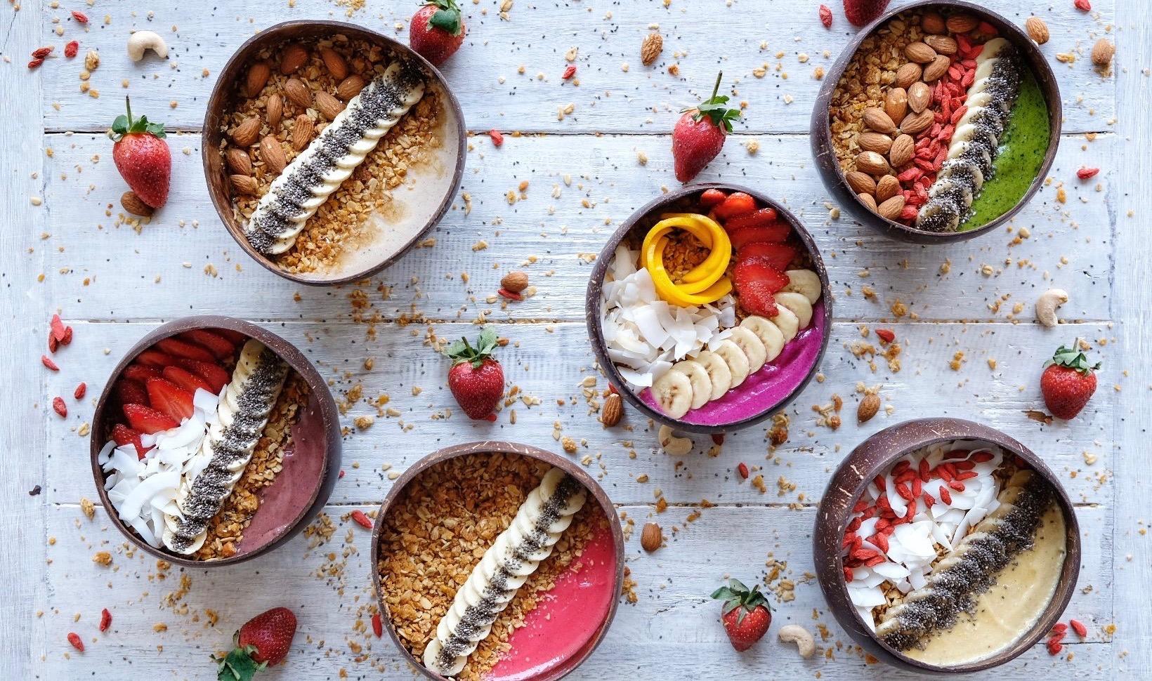 Vegan Restaurants in Bali - Nalu Bowls Uluwatu