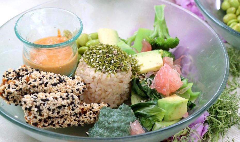 Vegan Restaurants in Bali - Sayuri Healing Food Ubud