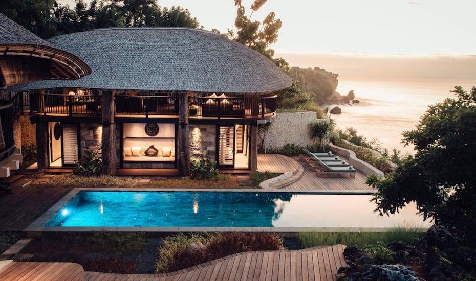 Where to stay in Uluwatu - Suarga Padang Padang