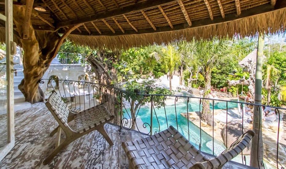 where to stay in Uluwatu - The Alchemist