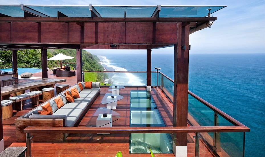 Where to stay in Uluwatu - The Edge Bali