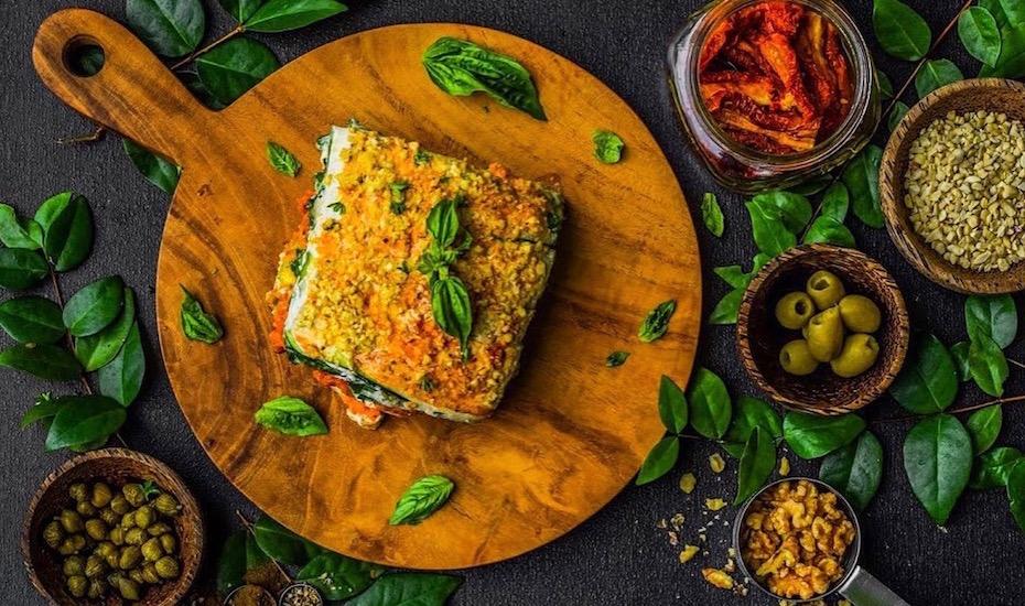 Vegan Restaurants in Bali - The Seeds of Life Ubud